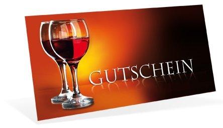 Gutscheine (10 Stück) für Ihre Kunden - Geschenkgutscheine für Gastronomie, Restaurant,...