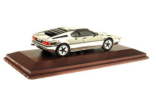 Magazine Models 1:43 1978 BMW M1 chrome