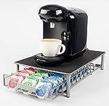 Tassimo Kapselhalter & Rack Schublade (60Schublade)–Speichert bis zu 60tassimmo Kaffee POD T-Disc passend von Küche Sterne