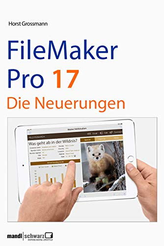 FileMaker Pro 17: Die Neuerungen