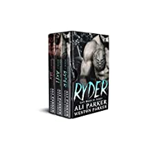The Lost Breed MC Box Set Books 1-3 (English Edition)