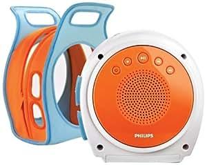 philips az250 12 cd soundmaschine f r kinder mit. Black Bedroom Furniture Sets. Home Design Ideas