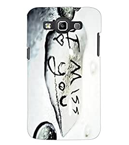 PrintDhaba I Miss You D-1101 Back Case Cover for SAMSUNG GALAXY WIN i8552 (Multi-Coloured)