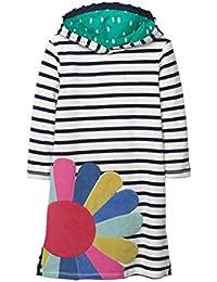 c3ec8ec8f5ad Hibote Vestito Ragazza Vestito Principessa Abbigliamento Bambini Abiti  Ragazza Design Europei Americani Abiti Festa Cappuccio