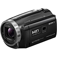 Sony HDR-PJ675 Handycam with Built-in Projector, Black