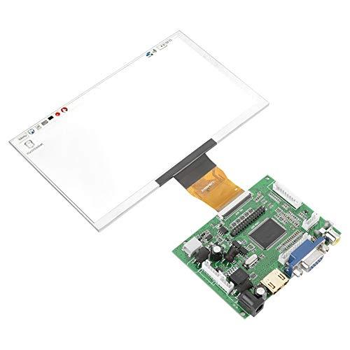 Módulo Pantalla TFT LCD 7 Pulgadas 1024x600 Kit Pantalla
