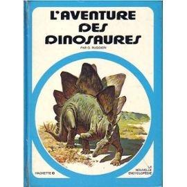 L'Aventure des dinosaures par Guido Ruggieri