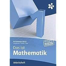 Reichel Das ist Mathematik 1, Arbeitsheft by Hans Humenberger (2011-11-03)
