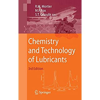 Chemistry and Technology of Lubricants