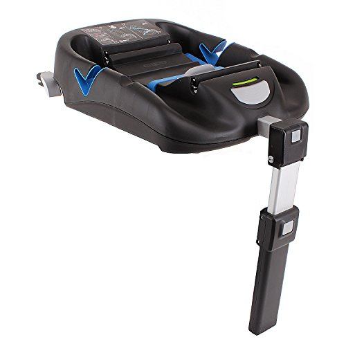 Isofix-Basis Kindersitzbefestigung - passend für Babyschalen der Hersteller Anex Baby, Camarelo, Coletto, Dorjan