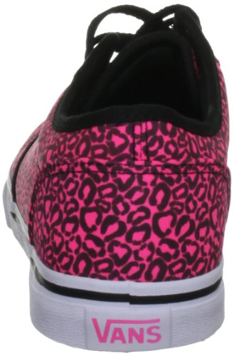 Vans W ATWOOD LOW (TEXTILE) DEWBE VNJO7RM, Sneaker donna Fucsia