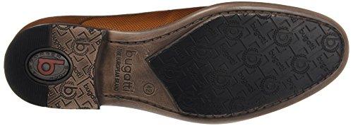 Bugatti 311253052100, Derby Chaussures Homme Marron (cognac)