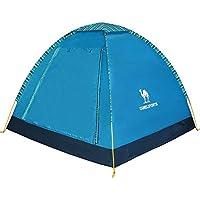 Neue Outdoor-Zelt Campingzelt drei Einzel Outdoor-Zelt regen