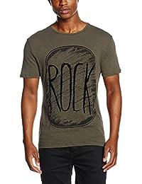 Antony Morato Stampa Rock, T-Shirt Homme