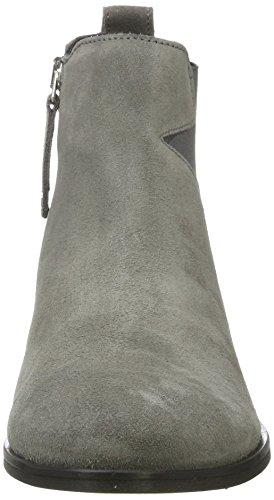 Tommy Hilfiger P1285olly 11b, Stivali Chelsea Donna Grigio (Urban Grey)