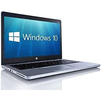 "HP EliteBook Folio 9470m Ultrabook 14"" Core i5-3437U 8GB 180GB SSD WiFi WebCam Backlit Windows 10 Professional 64-bit Laptop PC (Certified Refurbished)"