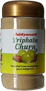 Baidyanath Triphala Churn - 500 g (Pack of 2)