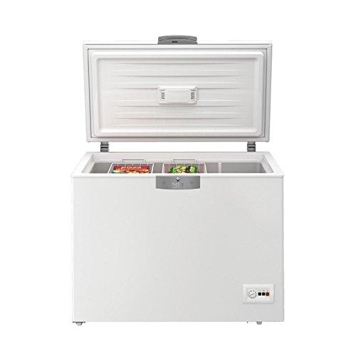 Beko HSA 32520 - Congelador Horizontal Hsa 32520 Con