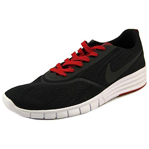 Nike NIKE SB LUNAR PAUL RODRIGUEZ 9, Sneakers basses mixte adulte Black