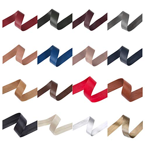 Neotrims 10mm and 20mm PU Faux Imitation Leather Tape Trimming Ribbon Coach Pram Strap Strip. 3.8 meters, 7.5m & 19mts (1 reel) lengths. 5 Colours Options: Red, Black, Gold, Brown & Off-White by Neotrims PU & Faux Leather Trims