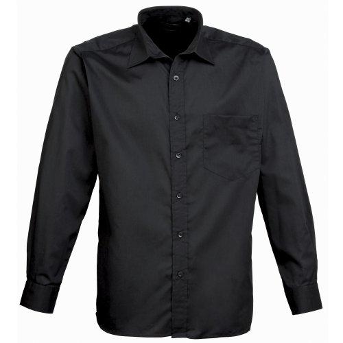 premier-camisa-lisa-de-manga-larga-con-bolsillo-formal-para-trabajar-caballero-hombre-17-medida-cuel