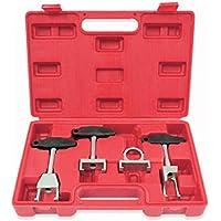JullyeleDEgant 4 stücke Professionelle Zündspule Entferner Abzieher Werkzeuge Set mit Tragetasche für Volkswagen für Audi Auto Repair Tools
