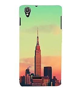 Fiobs Designer Phone Back Case Cover Lava Pixel V1 ( Paris City Life Dream City Life )