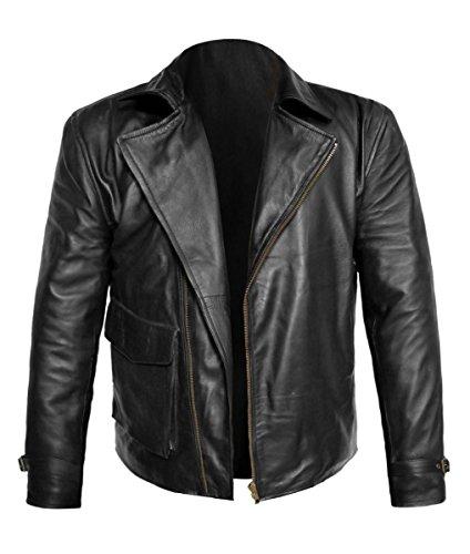 luvsecretlingerie Chris Evans Captain America First Avenger Faux Leather Bomber Military Jacket #525-FL