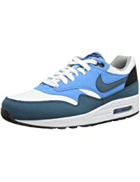 NIKE Air Max 1 Essential 537383 - Zapatos para correr de cuero para hombre