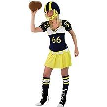 Orion Costumes Disfraz para Dama de Fútbol Americano