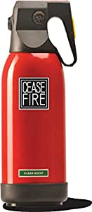 Ceasefire Clean Agent Gas based Fire Extinguisher (HCFC 123) - 2 kg