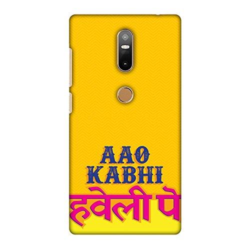 Amzer Hartschale für Lenovo Phab2 Plus Aao Kabhi (handgefertigt, zum Aufstecken)