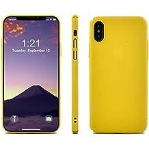 Apple iPhone X Pant Hone color case | Ultra Slim | cambia il colore del tuo iPhone in pochi secondi. | 6eleganti colori | in | Protezione a ° | Custodia protettiva | Protectiv Case | Bumper | zapro®
