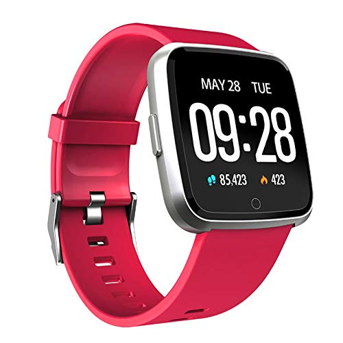 Bright Activity Trackers smartwatch Square screen color screen intelligent step counter sports bracelet 39.3x37x11mm