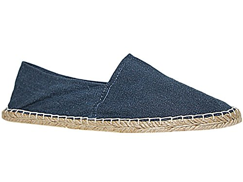 Mens Canvas Clearance Espadrilles Slip On Casual Pumps Plimsoll Deck Shoes Size...