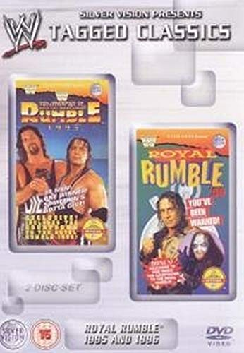 WWE - Royal Rumble 95 & 96 (2 DVDs) (Wwe Royal Rumble Filme)