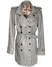 Amazon.es  Ropa De Ropa - Trenca   Ropa de abrigo   Mujer  Ropa b0cf6faf8be1