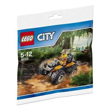 Lego City 30355 - Jungla: Quad