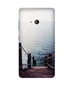 Walk To Water Microsoft Lumia N540 Case