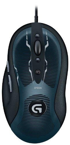 Logitech G400s 910-003589 Optical Gaming Mouse (Black) 41VUsmBHc 2BL