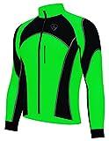 Chaqueta Ciclismo, Wind Stopper Jacket, Impermeable al Al agua y Viento - Dehera