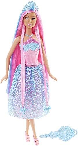 Barbie - Principessa Chioma Da Favola Blu