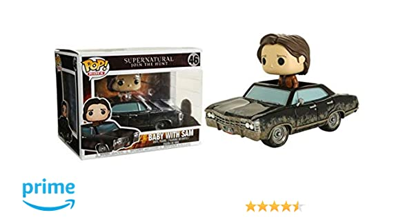 Funko Pop! Rides Supernatural Baby with Sam Winchester Special Edition