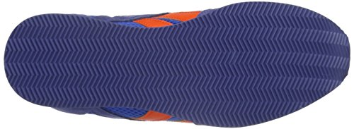 Reebok Classic Jogger, Baskets Basses Homme Bleu - Blau (Blue Sport/Midnight Blue/Energy Orange/White)