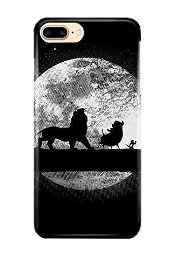 d9af72b994c Case Me Up Funda para iPhone 7 [Plus] Lion King Simba Mufasa Scar Timon