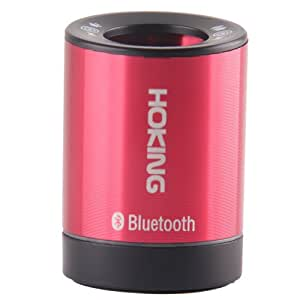 HOKING S310S-BT II New Generation of Mini Bluetooth Portable Speaker with smart touch key and also supports the AUX function. Bluetooth V2.1+EDR.