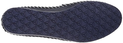 Andrea Conti - 0027422017, Scarpe chiuse Donna Blu (Blau (dunkelblau 017))