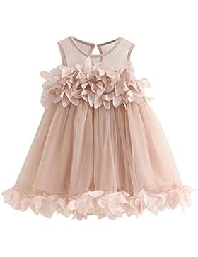 Ragazza abbigliamento, Beikoard Sweet Fashion bambina principessa vestito da spettacolo stampa senza maniche abiti...