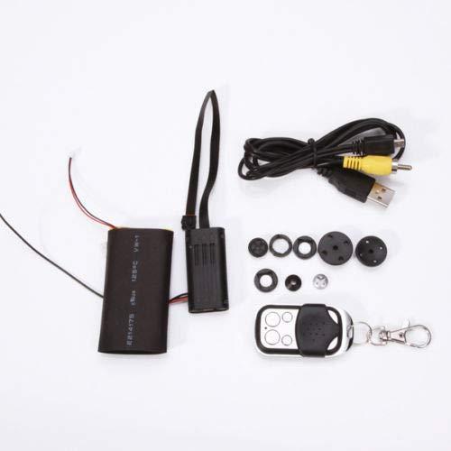 Trustdeal HD 1080P DIY Camera Module Spy Hidden DVR Camcorder with Remote Controller -