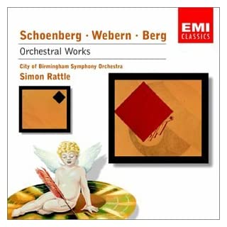 Schoenberg, Webern and Berg: Orchestral Works